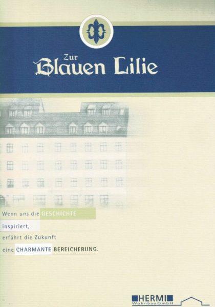 Blaue Lilie RGB Altbausanierung