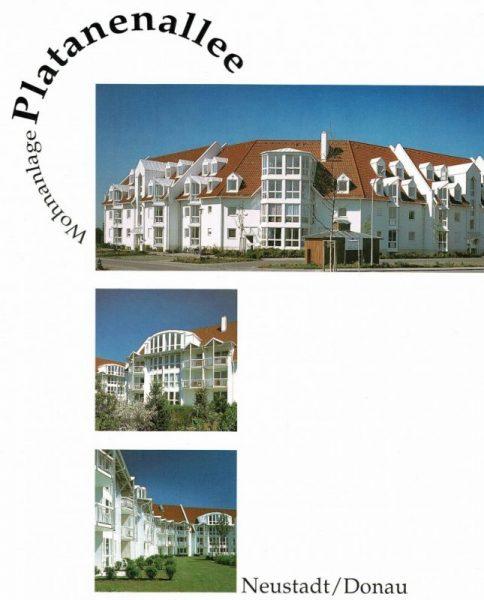 Platanenallee Neustadt Wohnanlage